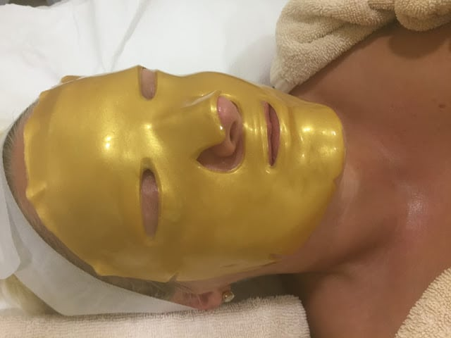 Gold Radiance Facial at Kaya Skin Clinic