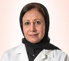 الدكتورة مزنة